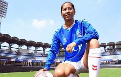 'Rangers FC is an opportunity I want to make the most of': Bala Devi