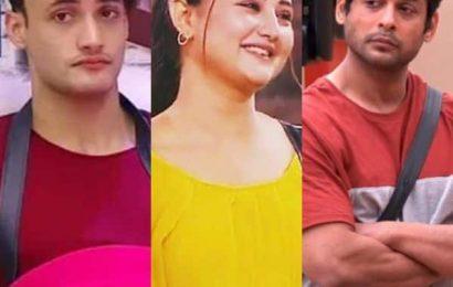 Bigg Boss 13: Sidharth Shukla, Rashami Desai and Asim Riaz to compete for the mall task?   Bollywood Life