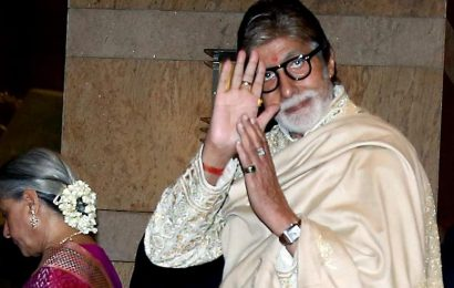Amitabh Bachchan's melancholic post after recent deaths in family, talks of 'levels of sadness within'