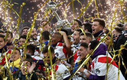 River Plate's 2018 Copa Libertadores title confirmed by CAS