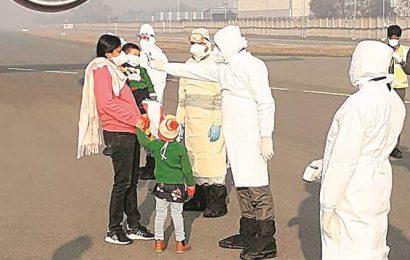 On February 26, third flight heads to Coronavirus-hit Wuhan to evacuate Indians