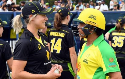 'Was nervous, didn't know whether I'd see the ball or not' -Sachin Tendulkar on facing Ellyse Perry