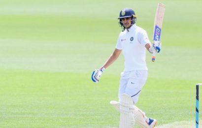 Ahead of India-New Zealand Test series, Shubman Gill stakes claim with double century