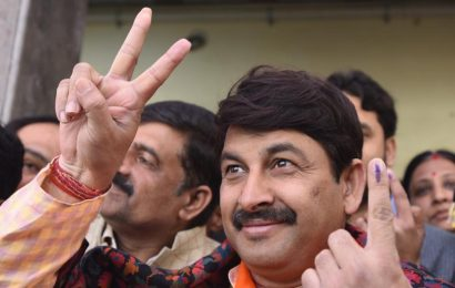 News updates from Hindustan Times| Manoj Tiwari disses exit polls that project Kejriwal win, makes his projection and all the latest news at this hour