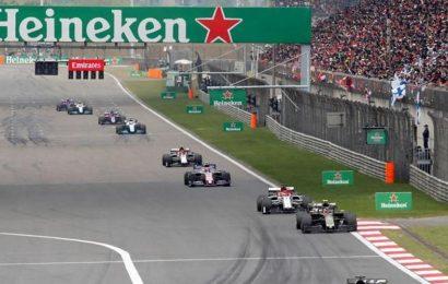 Chinese Grand Prix postponed because of coronavirus fears