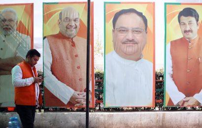No CM face, limits of polarisation hurt BJP