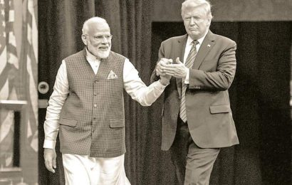 The coming together of Modi-Trump