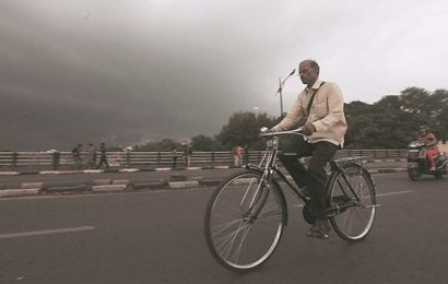 IMD: Cloudy sky conditions for rest of the week over Maharashtra