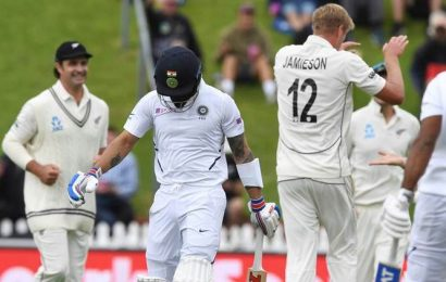 IND vs NZ 1st Test: Don't blame the batsmen, in New Zealand you are never in
