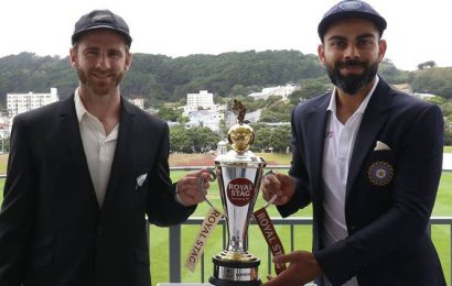 New Zealand is a rare Test tour for India, and offers unpredictability