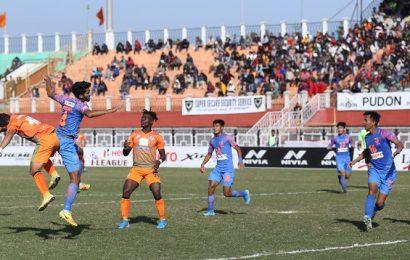 I League: Indian Arrows, Neroca play goalless draw, Aizawl beat TRAU FC