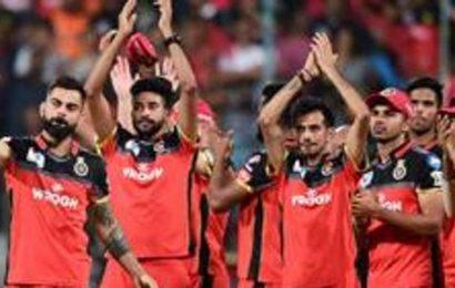 IPL2020:Royal Challenger Bangalore RCBto change name ahead of next season?