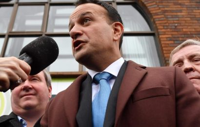 Leo Varadkar faces stiff challenge in Ireland poll