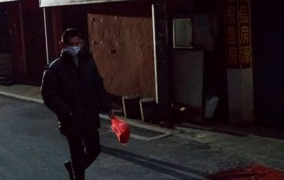 China reports 361 dead from new virus, total of 17,205 cases