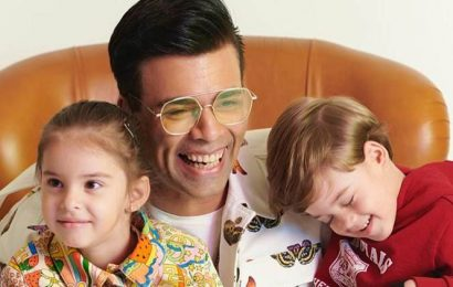 Karan Johar on Yash-Roohi's third birthday: Our feeling of being blessed continues