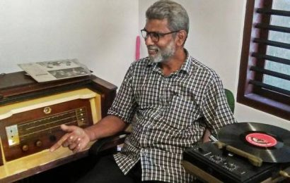 Mohammed Shafi's Gramophone Museum and Research Centre in Wayanad