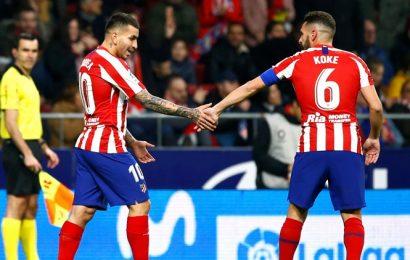 Koke helps Atletico Madrid earn badly-needed win against Granada