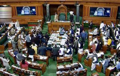 Congress MP writes to Lok Sabha speaker, demands action against BJP leaders for 'manhandling' him