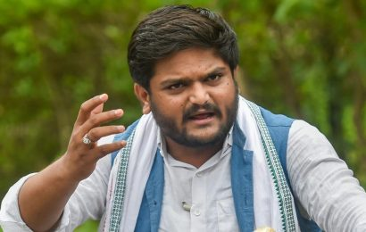 Hardik Patel untraceable since January 18, police asks me about his whereabouts, claims wife