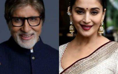 #Mahashivratri 2020: Amitabh Bachchan, Madhuri Dixit, Raveena Tandon and others wish fans on the auspicious occasion   Bollywood Life