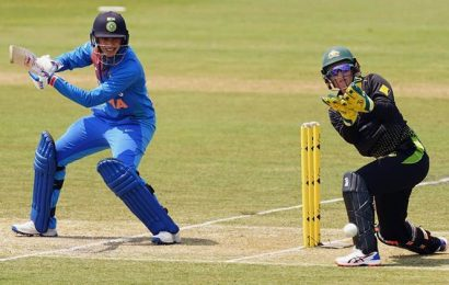 Women's Triangular T20 Series: India beat Australia by seven wickets in fifth match