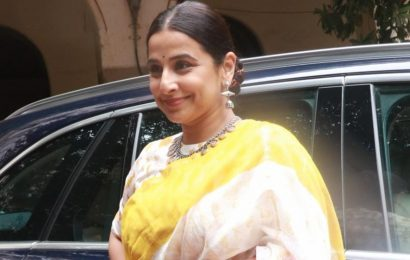 Vidya Balan announces new film, Sherni, directed by Newton helmer Amit Masurkar