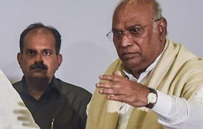 Govt should've discussed with partners: Kharge on NIA probing Bhima Koregaon case