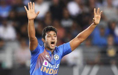 India vs New Zealand:34 runs in an over – Shivam Dube scripts unwanted T20I record
