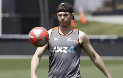 'Conservative' approach means no Lockie Ferguson for India Tests