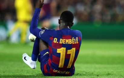 La Liga allow Barcelona to make emergency striker signing