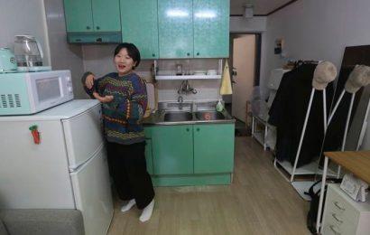 Parasite shines light on South Korean basement dwellers