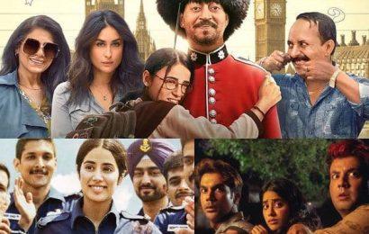 Angrezi Medium, Gunjan Saxena and Roohi Afzana exchange release dates in major shuffle-up | Bollywood Life