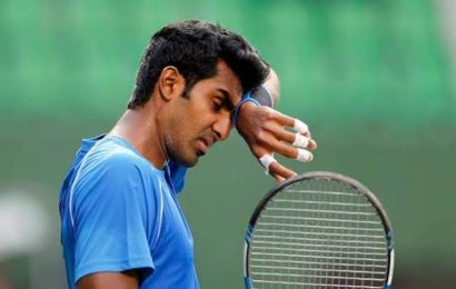 Back after physical, personal trauma, Prajnesh hopes to bounce back at home