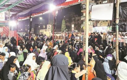 Pune: A month on, 150 protesters still at 'Shaheen Bagh'
