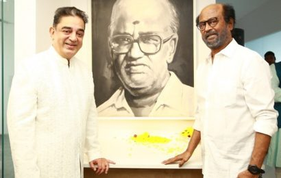 Kamal Haasan and Rajinikanth to collaborate after 35 years?