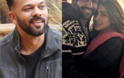 Rohit Shetty wants to cast Sara Ali Khan and Kartik Aaryan in Chennai Express 2 — read deets   Bollywood Life