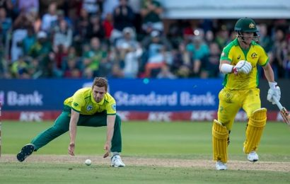 David Warner's fifty goes in vain as Australia fall short in second T20I against South Africa