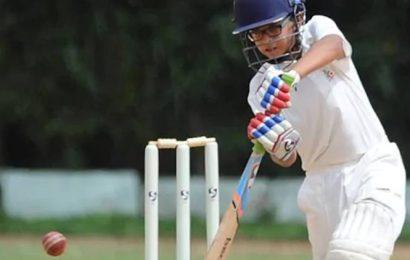 Rahul Dravid's son Samit slams double ton in U-14 tournament