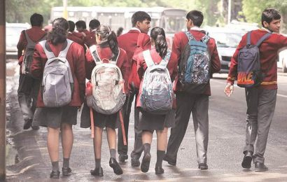 Class X, XII board exams postponed in NE, East Delhi