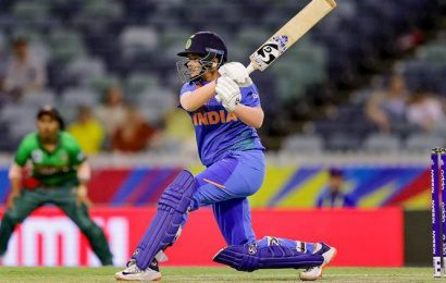 WT20 World Cup: Shafali Verma hits four sixes as India defeat Bangladesh