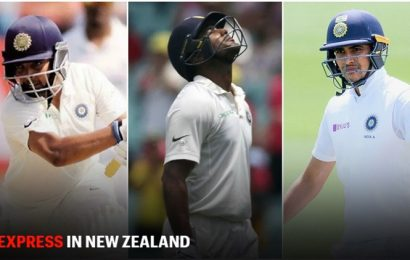 Hamilton Warm-Up Day 1: Prithvi Shaw shaky, Mayank Agarwal tetchy, Shubman Gill over-eager