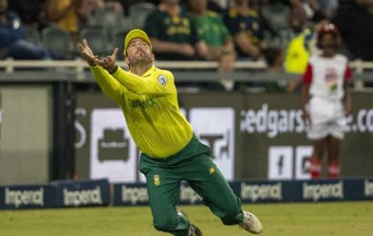 South Africa fined for slow over-rate in 1st T20I against Australia