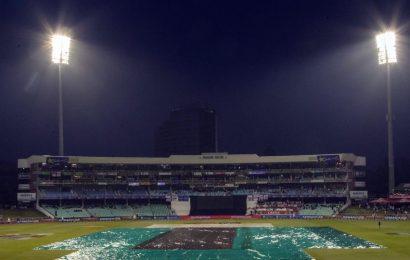 South Africa vs England: Rain wipes out Durban ODI