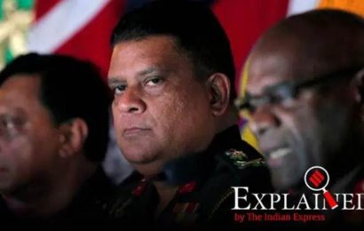 Explained: Why US has shut out top Sri Lanka general — and where India stands