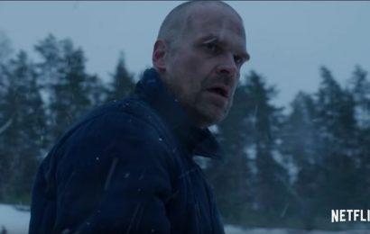 Stranger Things Season 4 teaser confirms Hopper is alive