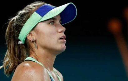 Sofia Kenin loses again, Ashleigh Barty eases through in Doha