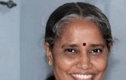 Sahitya Akademi Award for translation goes to K.V. Jeyasri