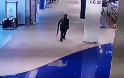 WATCH: Soldier goes on shooting rampage in Thailand mall