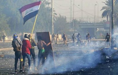 One protester shot dead in fresh violence: Iraqi officials