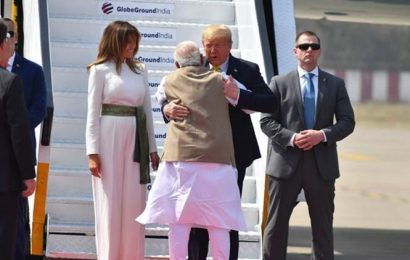 Donald Trump in India: How international media covered the US President's visit